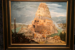 "Abel Grimmer ""The Tower of Babel"", 1604"